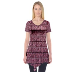 Brick Wall Brick Wall Short Sleeve Tunic
