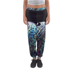 Bubble Iridescent Soap Bubble Women s Jogger Sweatpants