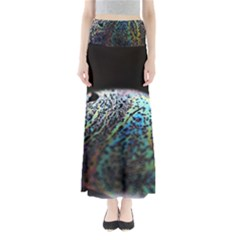 Bubble Iridescent Soap Bubble Maxi Skirts
