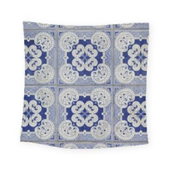Ceramic Portugal Tiles Wall Square Tapestry (small)