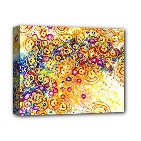 Canvas Acrylic Design Color Deluxe Canvas 14  X 11