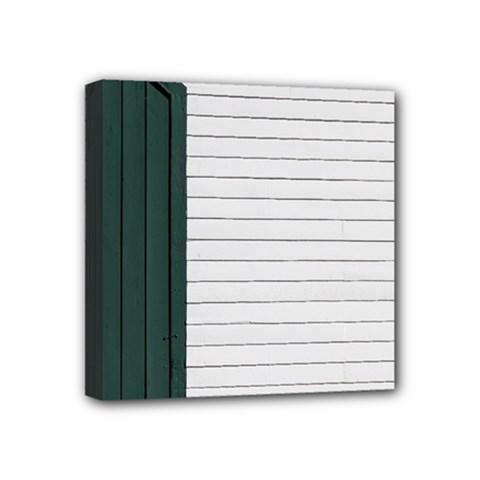 Construction Design Door Exterior Mini Canvas 4  X 4