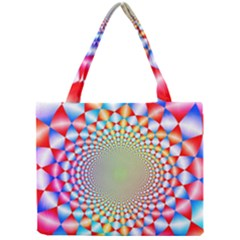 Color Abstract Background Textures Mini Tote Bag