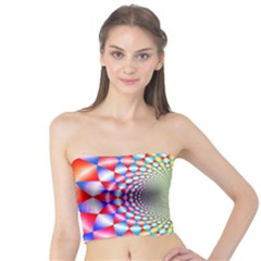Color Abstract Background Textures Tube Top