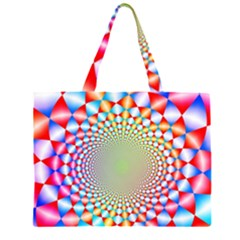 Color Abstract Background Textures Large Tote Bag