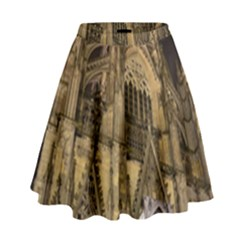 Cologne Church Evening Showplace High Waist Skirt