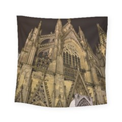 Cologne Church Evening Showplace Square Tapestry (small)