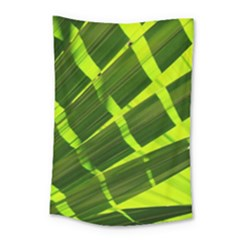 Frond Leaves Tropical Nature Plant Small Tapestry