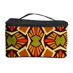 Geometry Shape Retro Trendy Symbol Cosmetic Storage Case