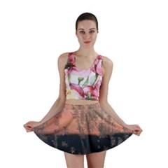 Hardest Frost Winter Cold Frozen Mini Skirt