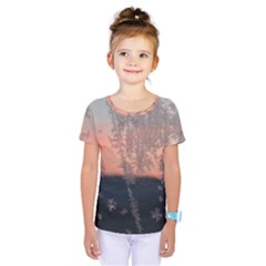 Hardest Frost Winter Cold Frozen Kids  One Piece Tee