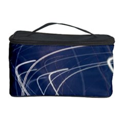 Light Movement Pattern Abstract Cosmetic Storage Case