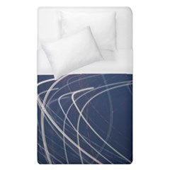Light Movement Pattern Abstract Duvet Cover (single Size)