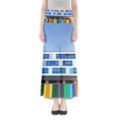 Office Building Maxi Skirts