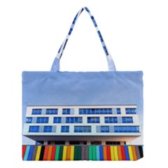 Office Building Medium Tote Bag