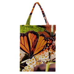 Monarch Butterfly Nature Orange Classic Tote Bag