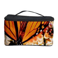 Monarch Butterfly Nature Orange Cosmetic Storage Case
