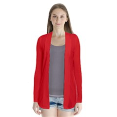 Just red Cardigans