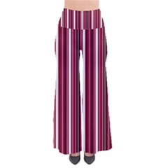 Red lines Pants