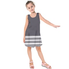 Gray Kids  Sleeveless Dress