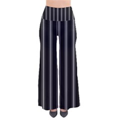 Black and white lines Pants