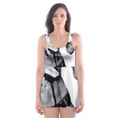 Bruce Lee Dj Skater Dress Swimsuit