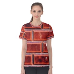 Portugal Ceramic Tiles Wall Women s Cotton Tee