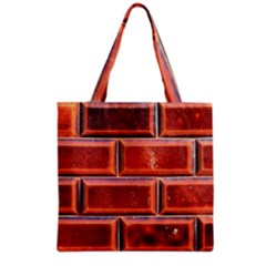 Portugal Ceramic Tiles Wall Grocery Tote Bag