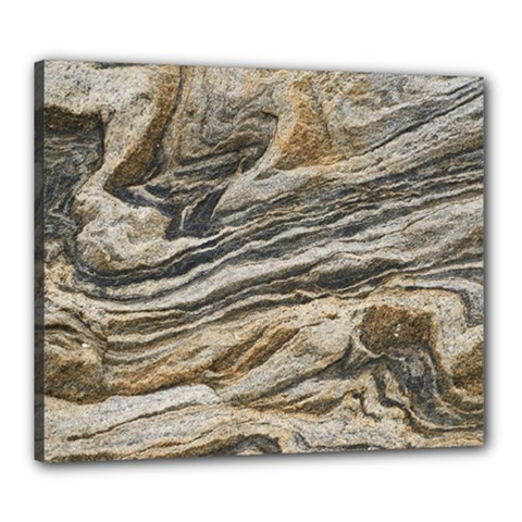 Rock Texture Background Stone Canvas 24  X 20