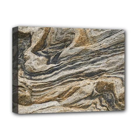 Rock Texture Background Stone Deluxe Canvas 16  X 12