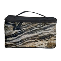 Rock Texture Background Stone Cosmetic Storage Case