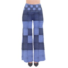 Texture Structure Surface Basket Pants