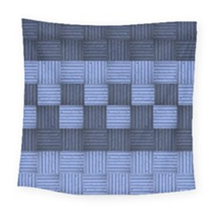 Texture Structure Surface Basket Square Tapestry (large)
