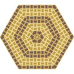 Textile Texture Fabric Material Mini Folding Umbrellas
