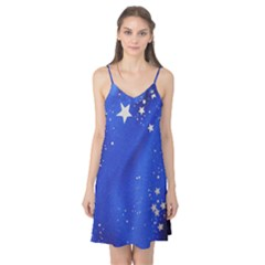 The Substance Blue Fabric Stars Camis Nightgown