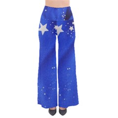 The Substance Blue Fabric Stars Pants