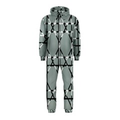 Texture Backgrounds Pictures Detail Hooded Jumpsuit (Kids)