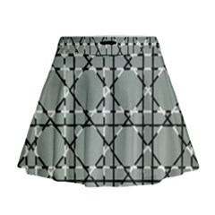 Texture Backgrounds Pictures Detail Mini Flare Skirt