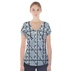 Texture Backgrounds Pictures Detail Short Sleeve Front Detail Top