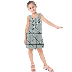Texture Backgrounds Pictures Detail Kids  Sleeveless Dress
