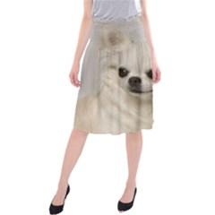 Chihuahua Midi Beach Skirt