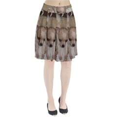 Chihuahua Puppy Pleated Skirt