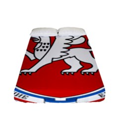 Coat Of Arms Of Crimea Fitted Sheet (full/ Double Size)