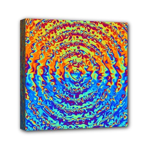 Background Color Game Pattern Mini Canvas 6  x 6