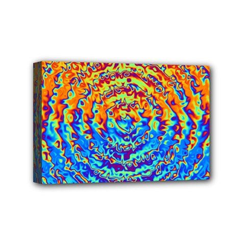Background Color Game Pattern Mini Canvas 6  X 4