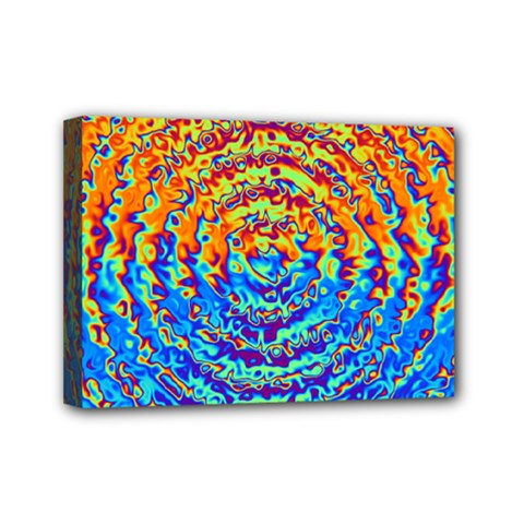 Background Color Game Pattern Mini Canvas 7  X 5