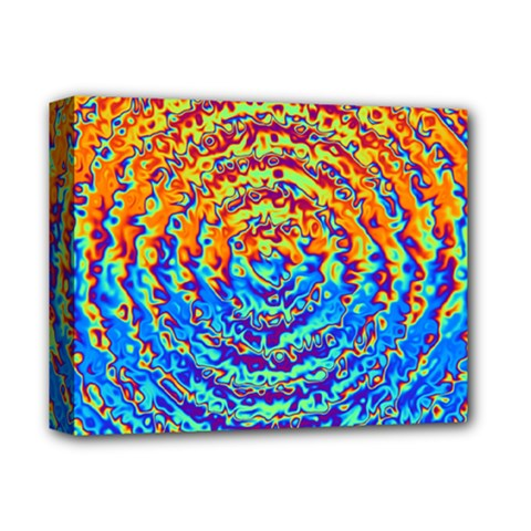 Background Color Game Pattern Deluxe Canvas 14  X 11