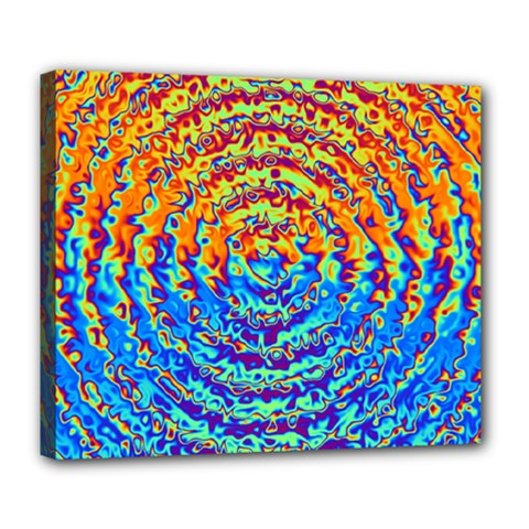 Background Color Game Pattern Deluxe Canvas 24  X 20