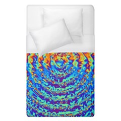 Background Color Game Pattern Duvet Cover (single Size)