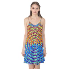 Background Color Game Pattern Camis Nightgown